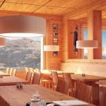 Arosa Lenzerheide ravintola rinneravintola after ski