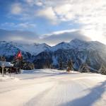 Arosa Lenzerheide rinteet hiihtokeskus laskettelukeskus