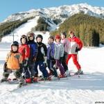 Banff Mt-Norquay hiihtokoulu lapset hiihtokeskus laskettelukeskus