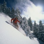 Banff Sunshine Village puuteri offari off-piste