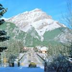 Banff hiihtokylä laskettelukeskus