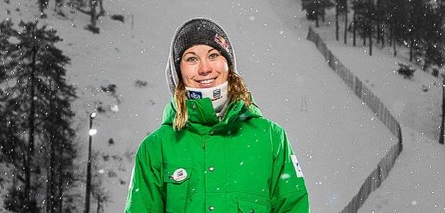 Enni Rukajärvi edustaa Suomea Sotšin olympialaisissa.