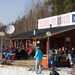 Sappee hiihtokeskus laskettelukeskus taukopaikka
