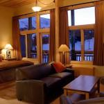 Sunshine Mountain majoitus hotelli hiihtokeskus
