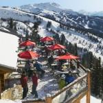 Whistler Blackcomb rinneravintola hiihtokeskus laskettelukeskus