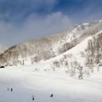 Hakuba Cortina downhill skiing