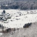 Hakuba Norikura skiing resort