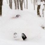 Hakuba Cortina powder white room