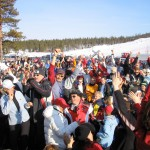 levi after ski terassi