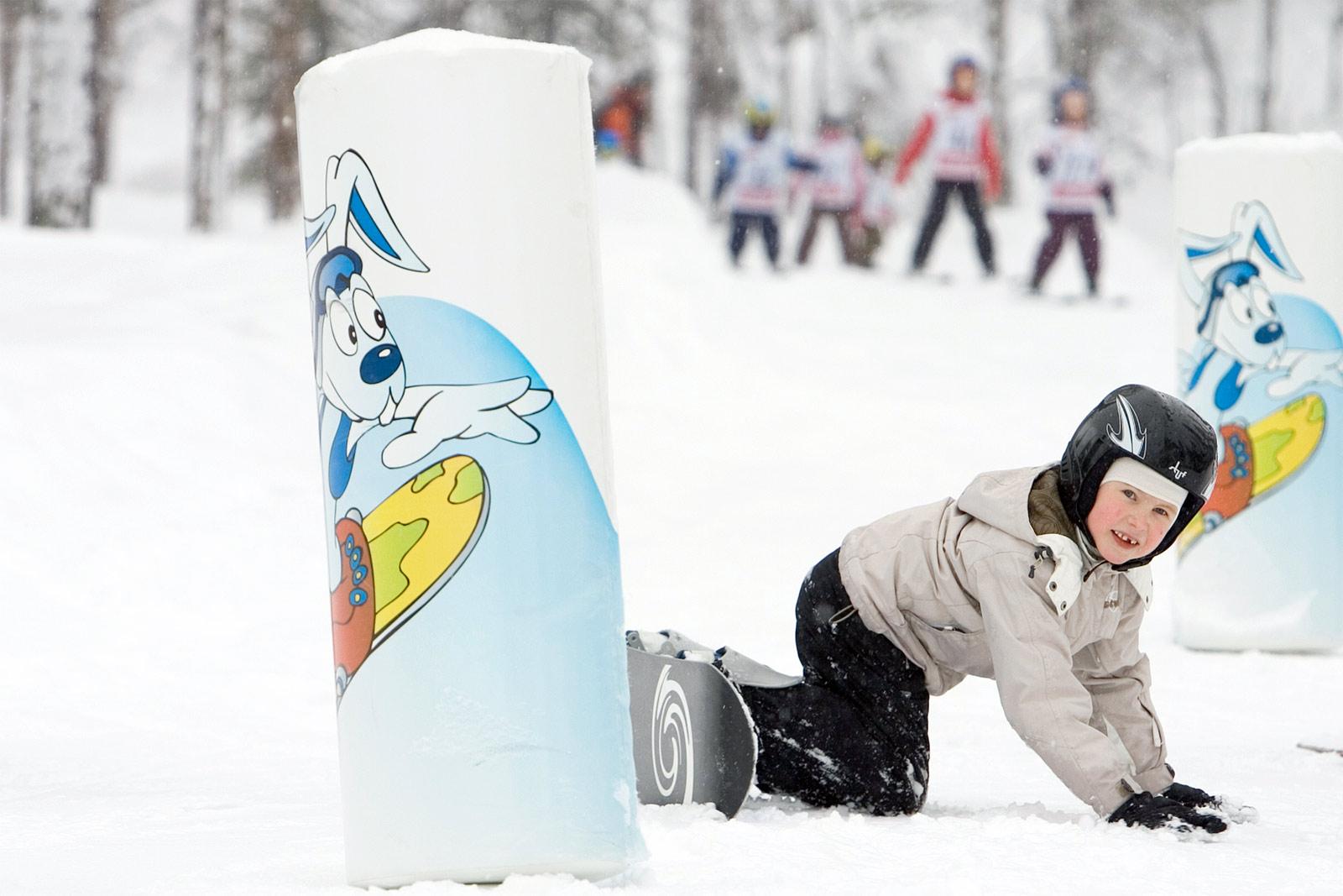 Hiihtokeskus - Levi-hiihtokeskus – Esittelyssä rinteet ja palvelut - Lumipallo