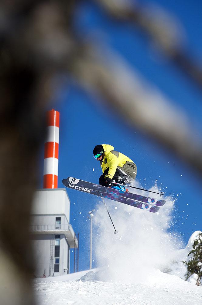 Hiihtokeskus - Ruka-hiihtokeskus – Esittelyssä rinteet ja palvelut - Lumipallo