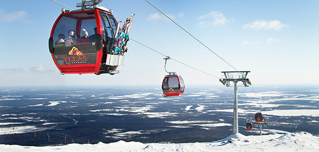 Suomen suurimmat ja suosituimmat hiihtokeskukset ovat Ylläs, Levi, Ruka, Tahko ja Himos. Pohjoisen tunturit Ylläs, Levi ja Ruka muodostavat selvän kärkikolmikon, eteläisempien Tahkon ja Himoksen kilpaillessa neljännestä ja viidennestä sijasta.