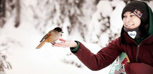 Enni Rukajärvi ja Suomen Lumilautaliitto järjestävät kaikille avoimen lumilautailutapahtuman Helsingin Kivikon Lumiparkissa perjantaina 28.2.2014 klo 15-18.00.