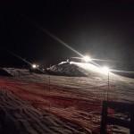 Louekeskus laskettelukeskus ilta