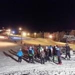 Louekeskus snow park