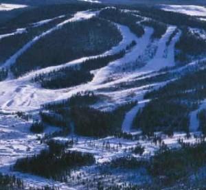 Svanstein Ski, Pullinki - hiihtokeskus