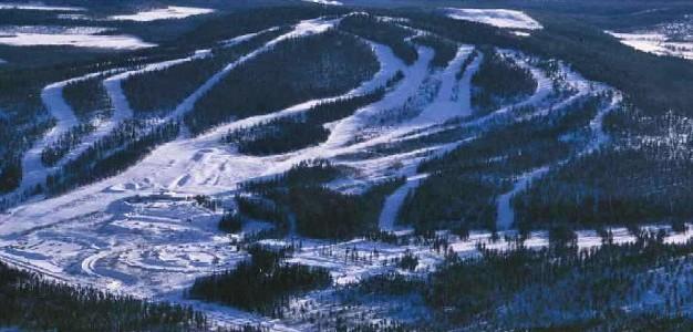 Svanstein Ski – Kivenheiton päässä Suomen rajalta