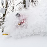Hakuba Cortina off-piste powder
