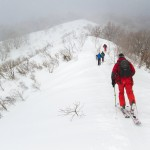 Hakuba Norikura hiking backcountry