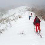 Hakuba Norikura hiking backcountry