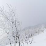 Hakuba Norikura backcountry scenery