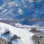 Hakuba Iwatake slopes