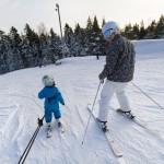 Kokonniemi Kokon laskettelu_perhe
