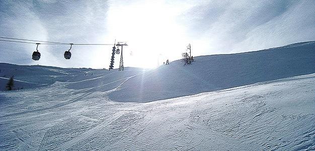 Alppiaurinko kiehtoo