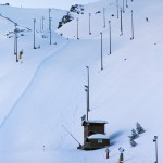 Sierra Navada ski slope