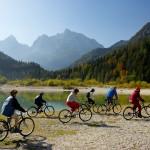 Kranjska Gora kesä pyöräily