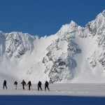 Lyngen offarit hiihtovaellus