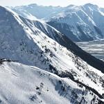 Alyeska hiihtokeskus off-piste