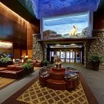Alyeska hotelli aula