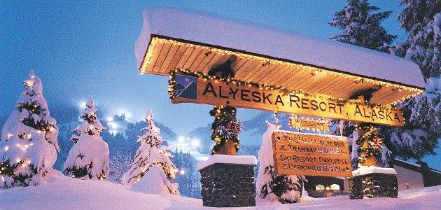Alyeska - hiihtokeskus