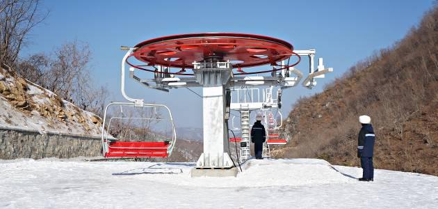 Masikryong - hiihtokeskus
