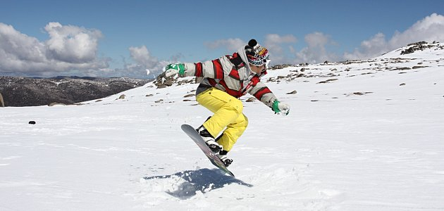 Thredbo - hiihtokeskus