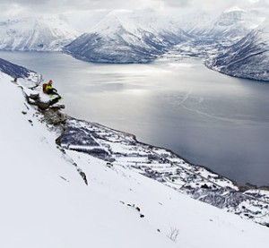lyngen ski touring norway