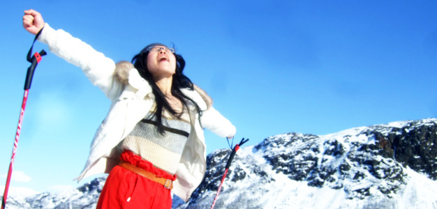 Talvilajit tekevät onnelliseksi
