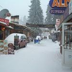 Borovets hiihtokeskus Bulgaria kauppakatu