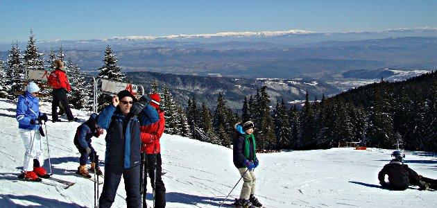 Borovets - hiihtokeskus