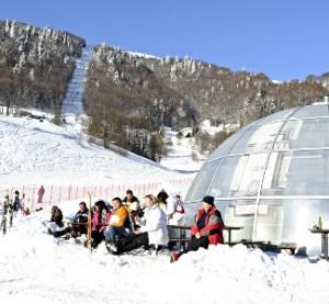 Donovaly - hiihtokeskus