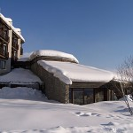 Gudauri lumi majoitus hotelli