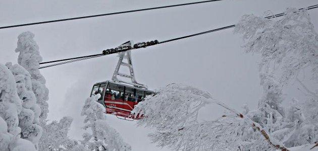Hakkoda - hiihtokeskus