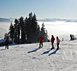 Kubínska hola - hiihtokeskus
