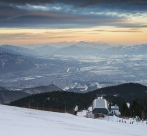 Martinky - hiihtokeskus