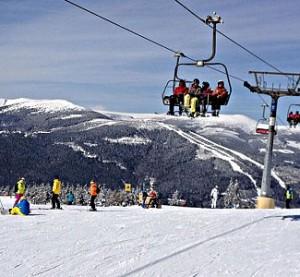 Spindleruv Mlyn - hiihtokeskus
