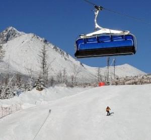 Vysoké Tatry - hiihtokeskus