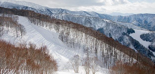 Nozawa Onsen – Naganon suurin laskettelukeskus