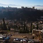 Sierra Nevada Granada Alhambra