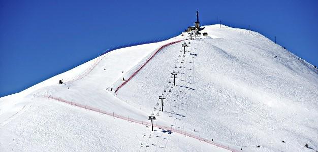 Foppolo – Italian hiihtokeskusten pienoismalli